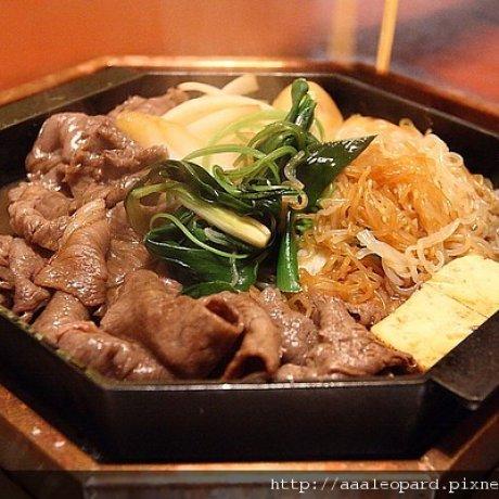 讓人一吃上癮的京都三嶋亭壽喜燒