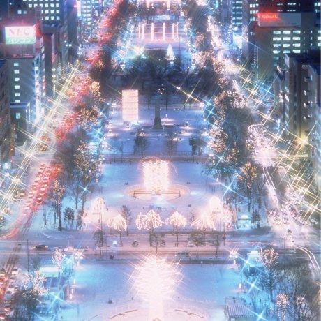 函館的彩燈活動