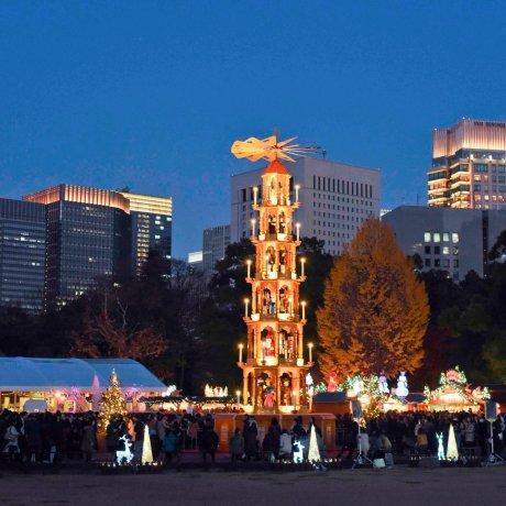 東京聖誕市集