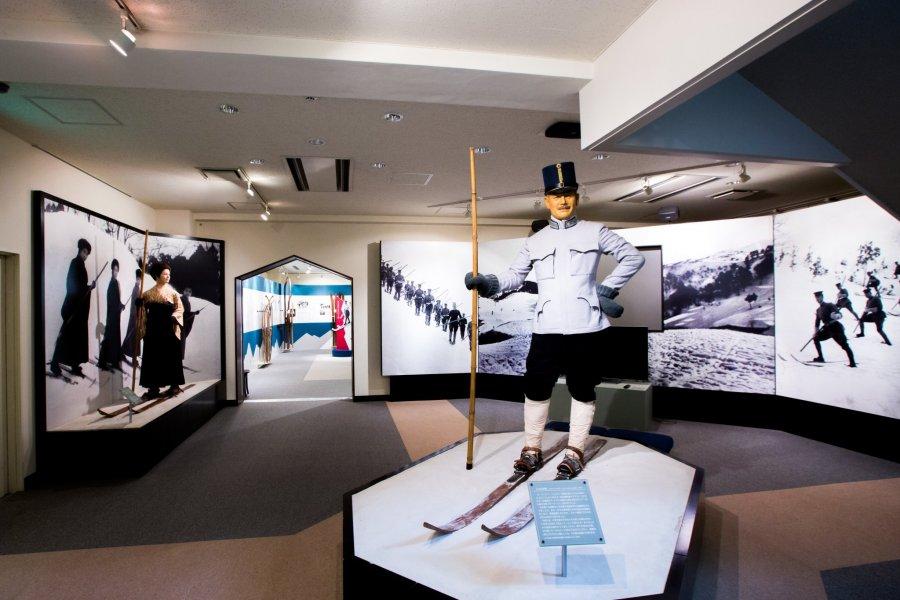 日本滑雪發祥紀念館