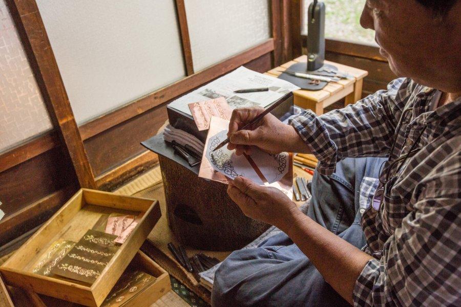 佛壇工藝體驗