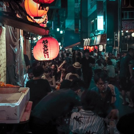 東京最潮街區5選