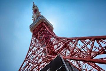 东京塔 Tokyo Tower