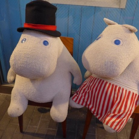 Moomin House Cafe Tokyo Skytree Town Solamachi