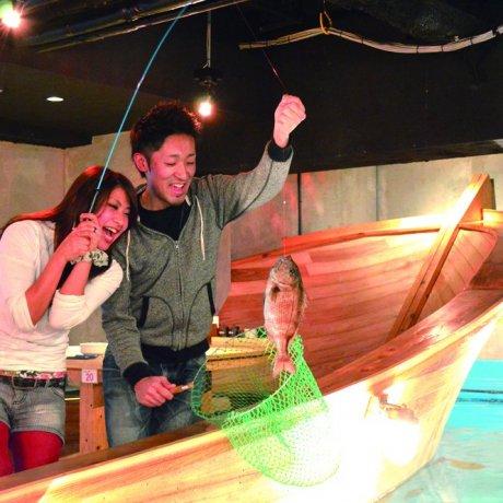 Fishing Restaurant Zauo Meguro